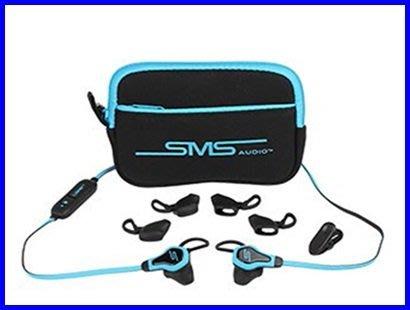 【限時特賣】SMS Audio x Intel BioSport 生物辨識 測心跳運動耳機 防水 裸裝全新公司貨