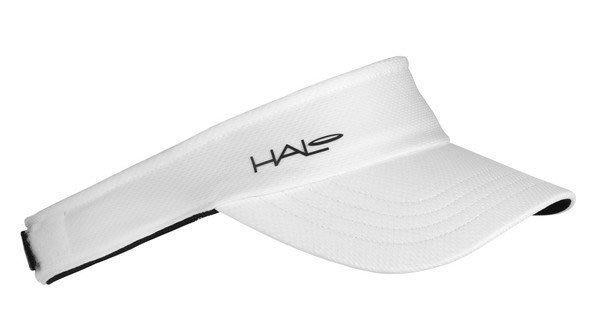 汗樂 導汗帶(白色 導汗中空遮陽帽)帽舌長約7.2公分 HALO HEADBAND-SPORT VISORS 共5種顏色
