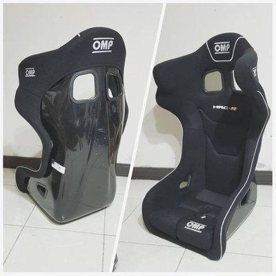 人身部品~全新OMP HRC-R含雙軌滑槽L版腳架只要25000