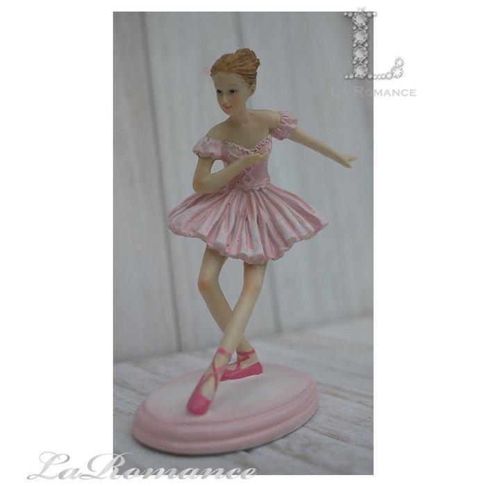 【義大利 Cupido & Company 特惠系列】 粉色芭蕾舞女擺飾 (滑行) / 童趣人物