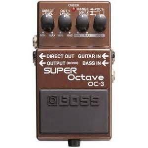 【六絃樂器】全新 Boss OC-3 Super Octave 超級八度音效果器 / 現貨特價