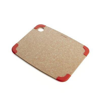 ﹝唯美家居﹞現貨// [S] Epicurean環保砧板 防滑Non-Slip系列 自然色&紅防滑墊