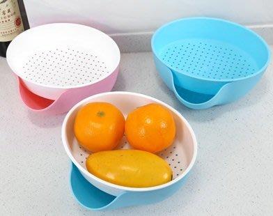 懶人可拆式雙層盤 糖果盤 水果盤 瓜子盤