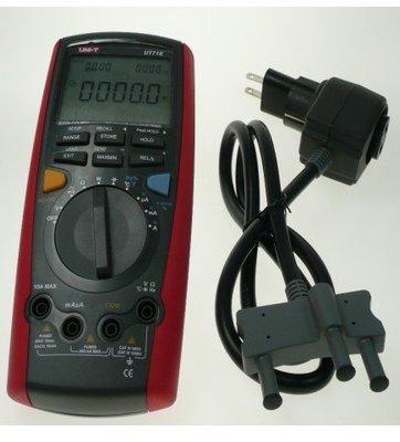 TECPEL 泰菱》UNI-T 優利德 UT71E USB 三用電表 電錶 + 功率 UT-71E 記錄 電表 可接電腦