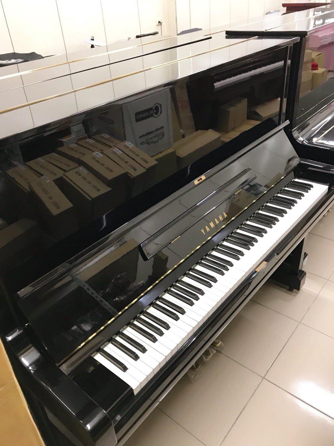三一樂器(YAMAHA KAWAI) YAMAHA U-3G 日本製造 中古鋼琴 二手鋼琴