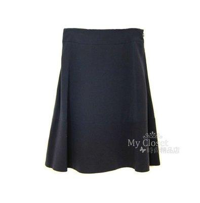 My Closet 二手名牌 Stella McCartney 黑色氣質裙
