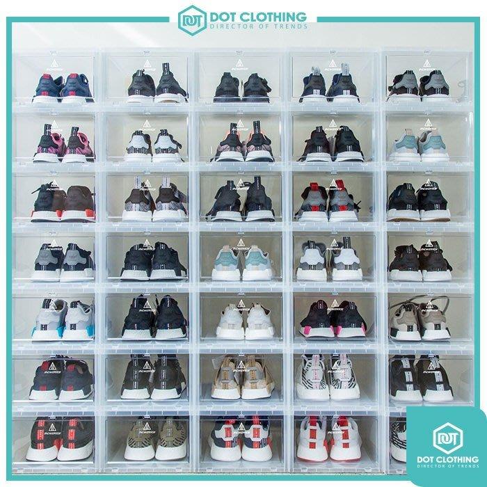 DOT 聚點 SNEAKER BOX 6PC 球鞋收納 展示盒 鞋盒 承重100公斤 350斑馬 NIKE鞋可用 一組價