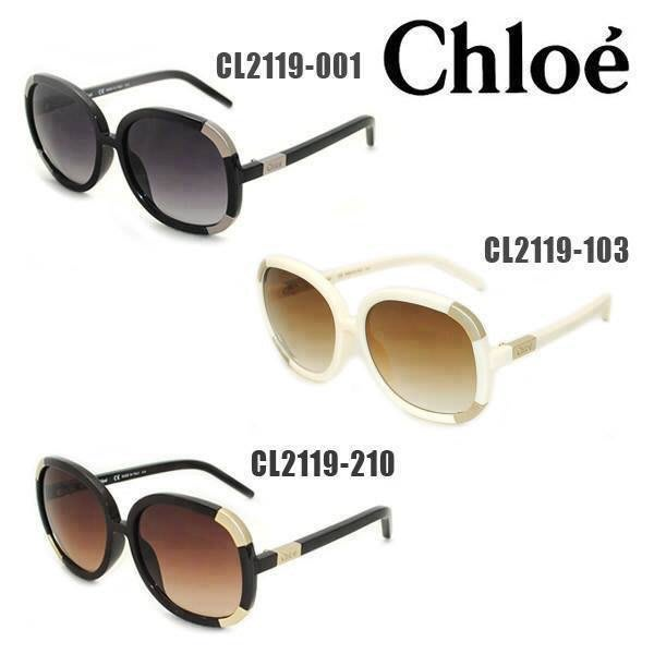 Chloe 經典款 2119 太陽眼鏡 Elva,孫芸芸,大S愛用款 黑色 現貨
