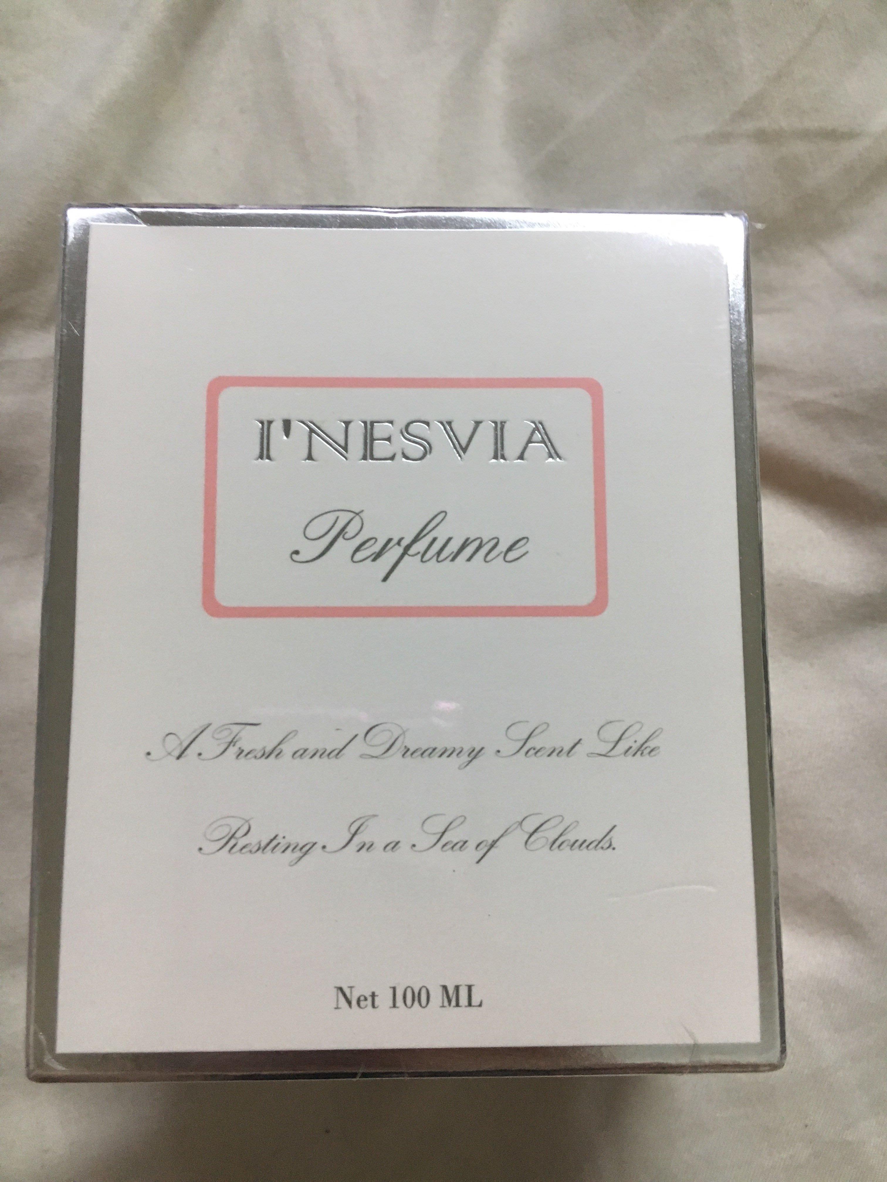 Inesvia 白麝香純情天使淡香水 100ml