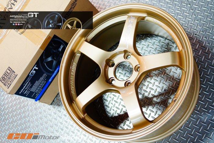 ㊣ ADVAN Racing GT 經典式樣 輕量化鋁圈 5孔114.3 5孔100 特殊金 歡迎詢問 / 制動改