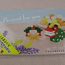 nanoblock NP078 postcard Year of Rooster