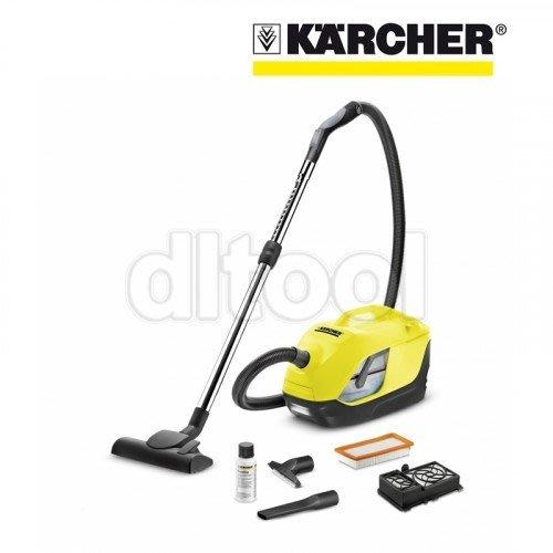 *免運費* =達利商城= 德國 KARHCER 凱馳 DS 5.800 17L 水濾式吸塵器 抗塵蹣 抗過敏原