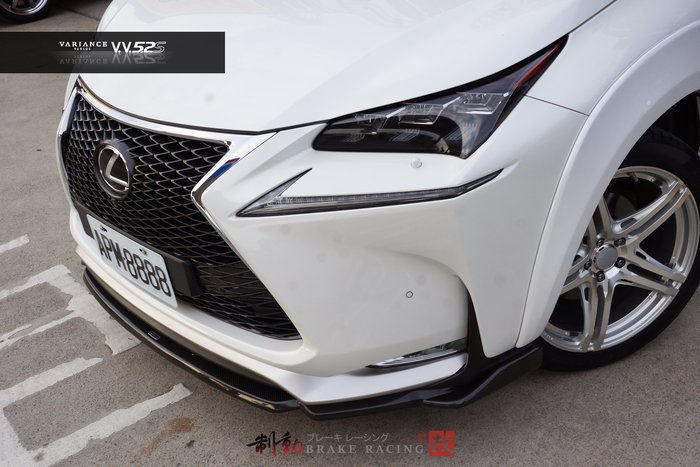 RAYS VARIANCE V.V.5.2S 鑄造鋁圈 Lexus NX 5x114.3 實著 搭配輪胎優惠 / 制動改