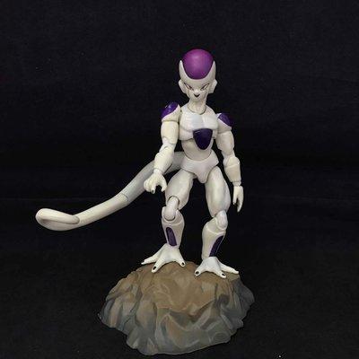 【紫色風鈴3.3】七龍珠SHF超可動 弗利沙 菲利豪華版可動盒裝 港版