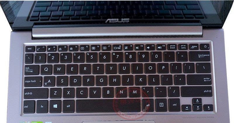 *金輝*華碩ASUS Zenbook UX305F 鍵盤膜ASUS UX305FA ASUS UX330