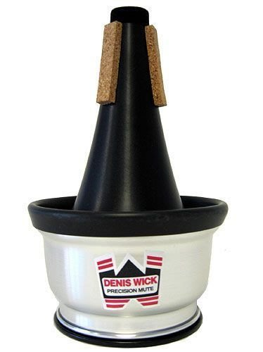 【六絃樂器】全新英國 Denis Wick DW5531 Cup 杯式小號弱音器 行家首選 / 現貨特價