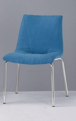 【DH】貨號G453-8《諾珊》馬卡龍布餐椅/造型椅/單人椅˙質感一流˙簡約設計˙主要地區免運