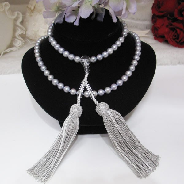 【JHT金宏總珠寶/GIA鑽石專賣】天然珍珠串鍊-附證書 (JB22-BP9)*