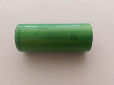 Sony 26650 鋰鐵電池 3000mAh 點焊新品 大放電 特價100元