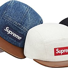 ~日貨 CITY~2015AW Supreme denim leather visor c