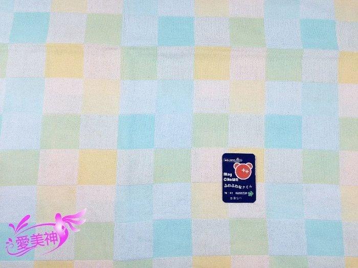 【B合併商品】2035彩格毛巾 紗布毛巾 雙面紗布毛巾 毛巾 $500/12條