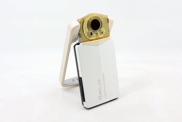 【台中青蘋果】Casio TR-200 TR200 白 自拍神器 數位 相機  # 02737