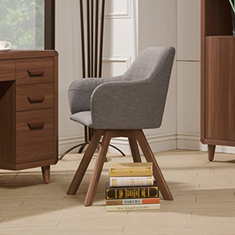 Ahousex羅柏格北歐書桌椅(免運費)免組裝