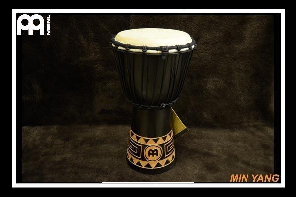 *民揚樂器*/MEINL 非洲鼓 金杯鼓 金盃鼓 Djembe HDJ1-S 8吋 桃花心木/GSP優良樂器商