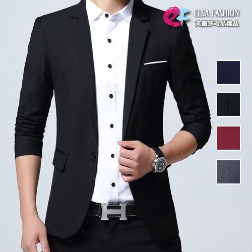西裝外套 都會時尚西裝外套 艾爾莎【TME5231】