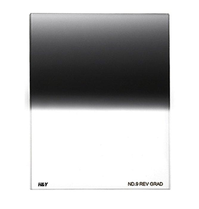 呈現攝影-H&Y R-GND 反向漸層減光鏡 ND16 100X125 玻璃漸層鏡 無色偏鍍膜 抗水防油漬  Z-Pro