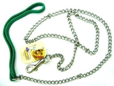 ☆汪喵小舖2店☆ 白鐵手鍊、牽繩、防咬白鐵鏈2.0mm // 兔子、狗狗適用不怕繩子被咬斷