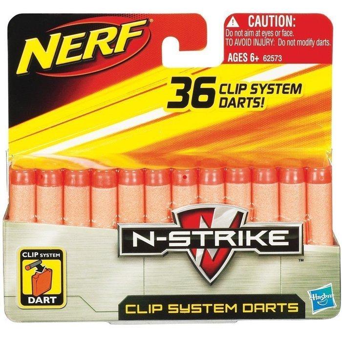 NERF N-STRIKE 補充子彈  ELITE 子彈補充包 泡綿子彈 原裝正版 36枚子彈補充包 菁英子彈 絕版品