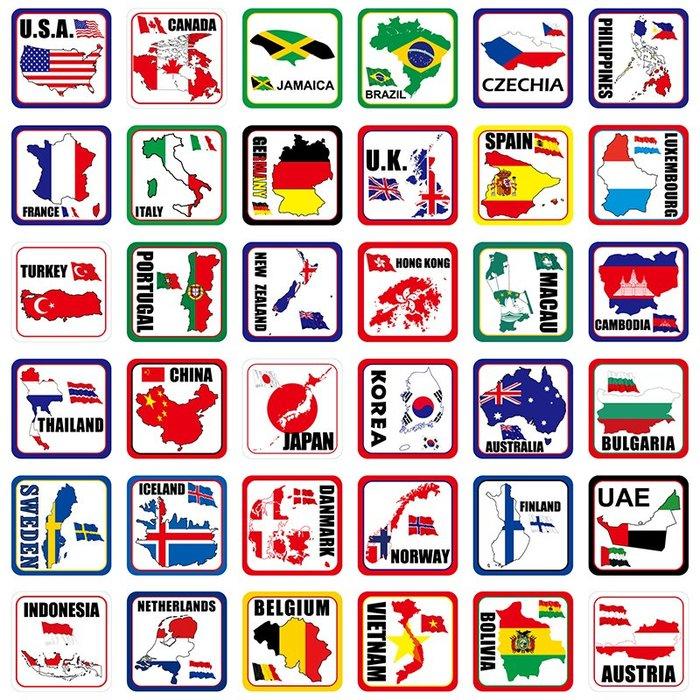美國、希臘、法國、捷克、荷蘭、奧地利、比利時、加拿大、日本、韓國、新加坡、馬來西亞。共12張