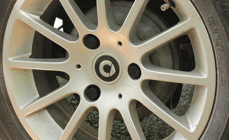 SMART 輪圈螺絲裝飾蓋