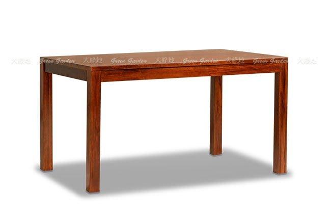 ◎ 大綠地柚木家具 柚木餐桌【 柚木 長型餐桌-133 】柚木傢俱 實木餐桌 ◎