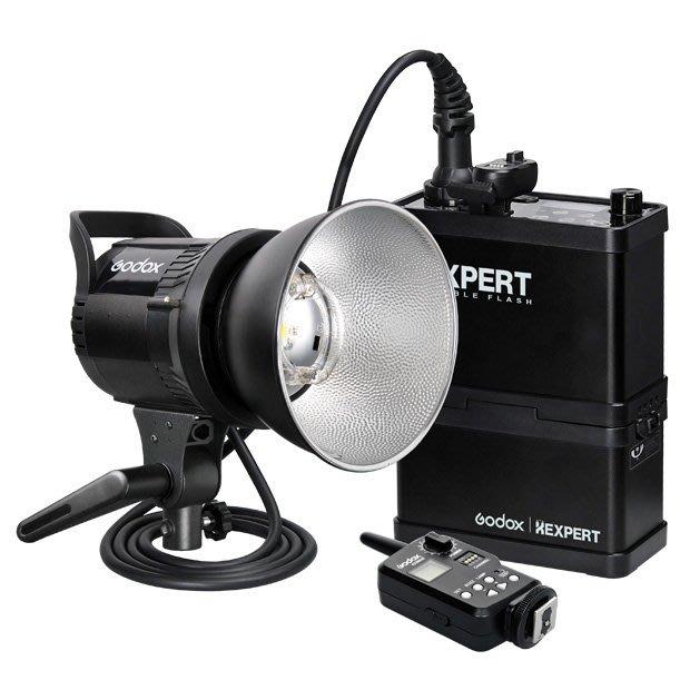 呈現攝影-Godox RS600P 外拍燈 600W LED對焦燈 無線控制 棚拍 工作室 公司貨