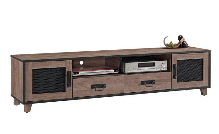 【DH】商品貨號G300-1商品名稱《德麥哈》6尺電視櫃(圖一)台灣製.細膩優質經典.主要地區免運費
