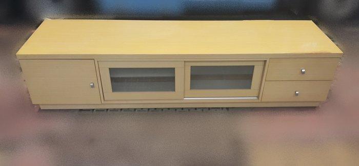 樂居二手家具 全新中古傢俱家電賣場 B626DJH 白橡色七尺電視櫃*矮櫃 TV櫃 平面櫃 高低櫃 收納櫃 置物櫃