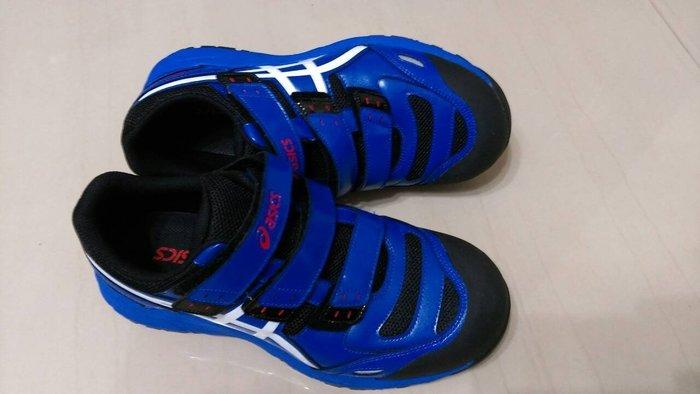 CP102 塑鋼鞋 ASICS 亞瑟士 FCP102 魔鬼氈 安全鞋 可開統編 預購商品 濠荿鞋舖