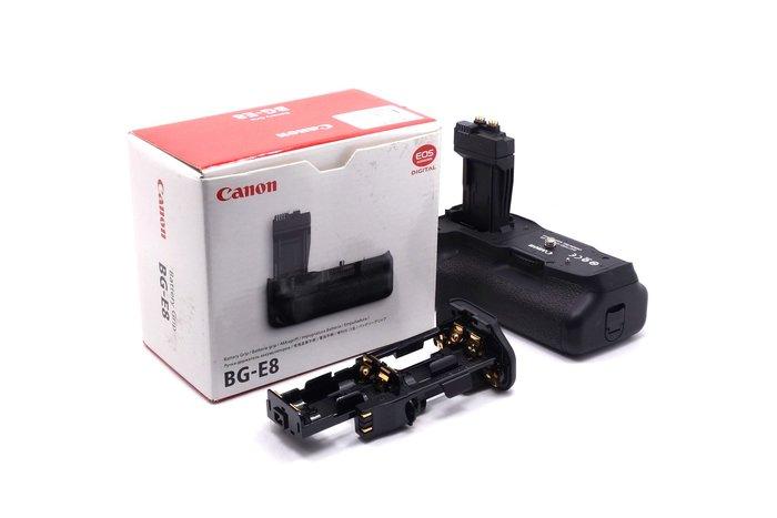 【台中青蘋果】Canon BG-E8 二手 電池手把 650D 600D 550D 適用 #25251