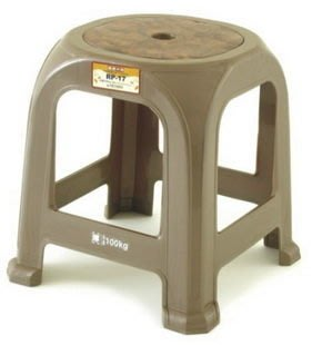 315 ~朋友聚餐~RP17 RP~17 圓唐木椅~1入組  辦桌椅 麻將椅 塑膠椅 拜拜