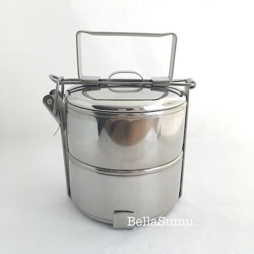 Seaguall 不鏽鋼便當盒2層 10cm (800ml)