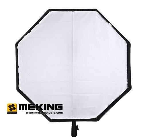 呈現攝影-Selens 八角簡易傘式柔光罩 80cm 附收納袋 外接閃燈專用 柔光箱 離機閃 canon 580Ex