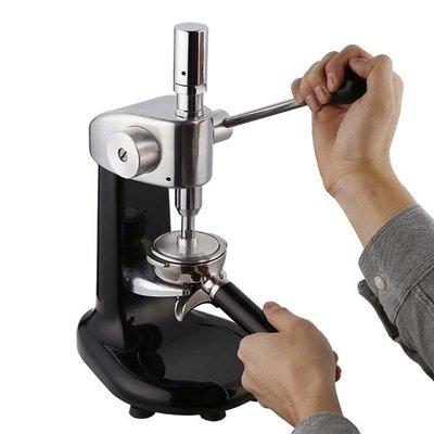 5Cgo【批發】含稅會員有優惠 527471262756 定力咖啡粉鎮壓器不鏽鋼壓粉器壓粉機咖啡機專用一體機歐式門市通用