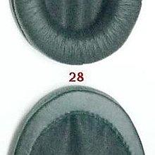耳機海綿套:28號 外徑11~8cm 薄皮質 適 大號耳機套 如 SONY Panason