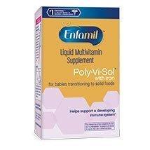 【美國便宜購】2盒郵寄免運費 美強生Enfamil Poly-Vi-Sol 寶益兒 綜合維他命滴劑 - 含鐵/不含鐵