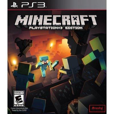 【Beasley游戏家】PS3 当个创世神 Minecraft 我的世界 繁体中文数码下载版