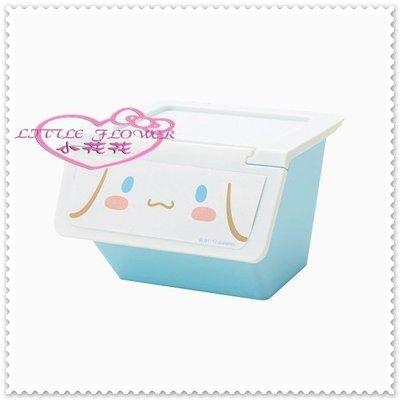 小花花日本精品♥ Hello Kitty 大耳狗 前開式置物箱 迷你置物盒 桌上掀蓋式收納盒 大臉57010304