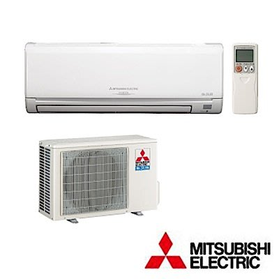 歡迎洽詢【Mitsubishi 三菱】靜音大師 變頻 冷專 分離式 冷氣(MSY-GE25NA/MUY-GE25NA)