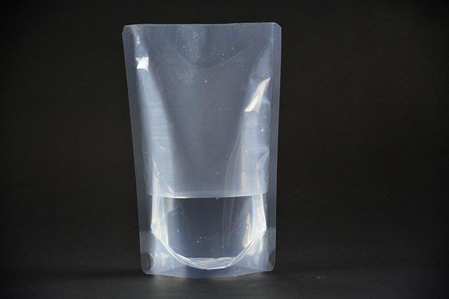 透明補充包 無口栓  500ML~15~20 4cm 50入 125元~保養品袋、化妝品袋